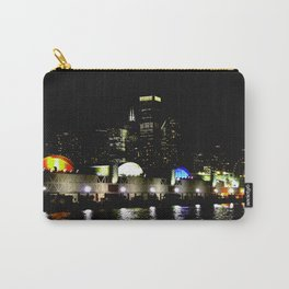 Navy Pier in Living Color: View from the Lake (Chicago Architecture Collection) Carry-All Pouch