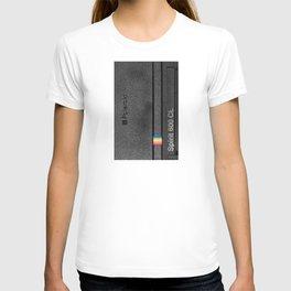 Polaroid Spirit 600 CL, black T-shirt