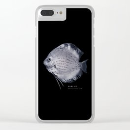 NOBLE No.3 Clear iPhone Case