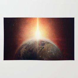 Earth Emerges Rug