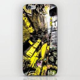 London Graffiti Art iPhone Skin