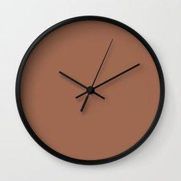 Rust Bucket ~ Copper Wall Clock