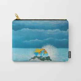 """""""The Tempest"""" (Wild Swans) Carry-All Pouch"""