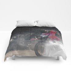 Imagination fantasy moto Comforters
