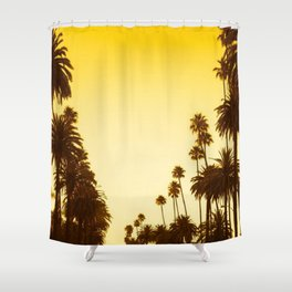 Palm Treess Shower Curtain