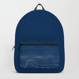 Deep ocean Backpack