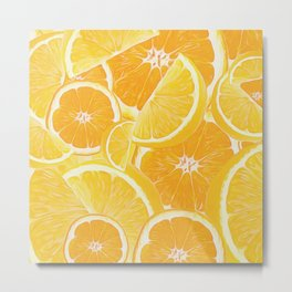 fruity and delicious B Metal Print
