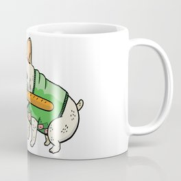 """Le Petit Parisien-Fresh""  Coffee Mug"