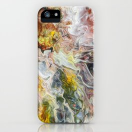 Catalyst - Abstract Art iPhone Case