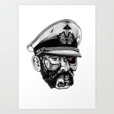 The all new Terminators. The Rockstar Art Print