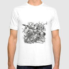 Animal Skulls T-shirt