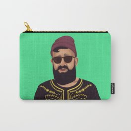 The Israeli Hipster leaders - Ovadia Yosef Carry-All Pouch