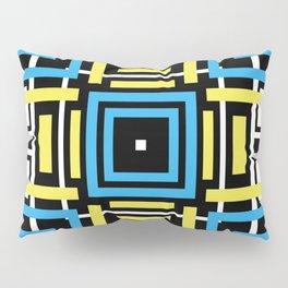 geometric art 2 Pillow Sham