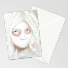永恆的沉默 Stationery Cards
