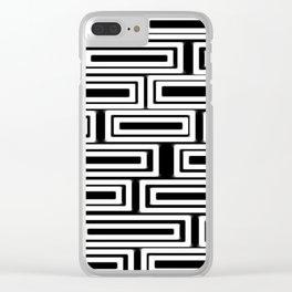 Amaze Clear iPhone Case