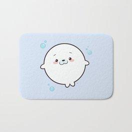 Baby Seal Kawaii Bath Mat