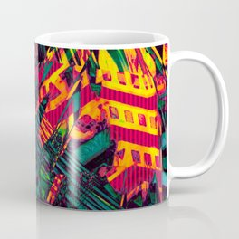 Honoring the Future's Past [Test Pattern #804] Coffee Mug