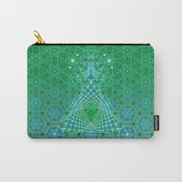 Lifeforms | Sacred geometry Carry-All Pouch