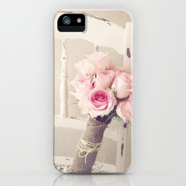 Bouquet Left iPhone Case