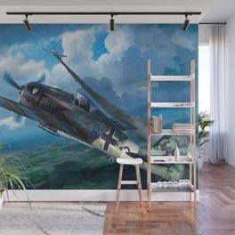 Focke Wulf Fw 190 Wall Mural