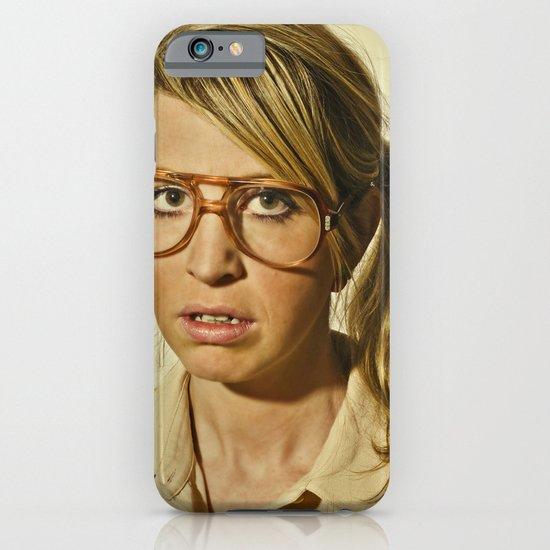 i.am.nerd. :: lizzy c. iPhone & iPod Case