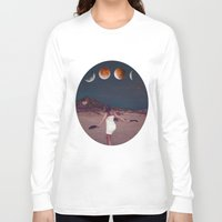 planets Long Sleeve T-shirts featuring Planets by Cs025