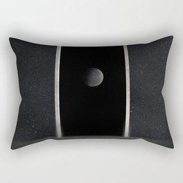 Planetary door Rectangular Pillow