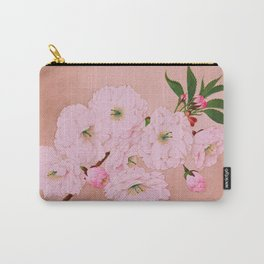 Ichi-yo - Single Leaf - Cherry Blossoms Carry-All Pouch