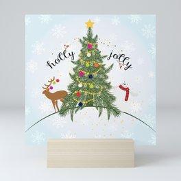 Christmas Mini Art Print