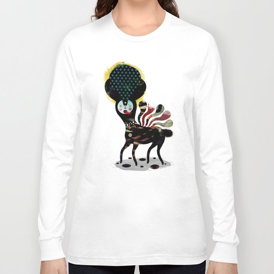 Muxxi & Alvaro Tapia / Duality Long Sleeve T-shirt