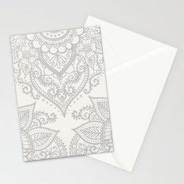 BOHO ORNAMENT 1A Stationery Cards