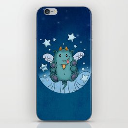 Twinkle Toes the Happy Chaos Monster iPhone Skin