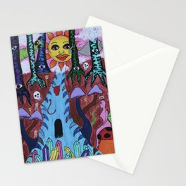 Deeper Into The Forest Stationery Cards