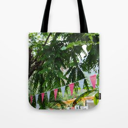 Dreamy Mexican Street Tote Bag