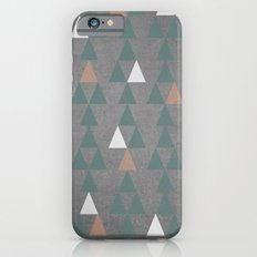 Concrete & Pattern iPhone 6s Slim Case