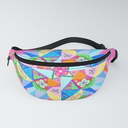 Divine Play Fanny Pack