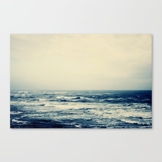 sea XIV Canvas Print