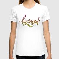 bazinga T-shirts featuring Bazinga! by Spooky Dooky