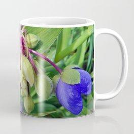 Spiderworts Flower Stems Coffee Mug