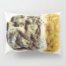 Rotting lemon Pillow Sham