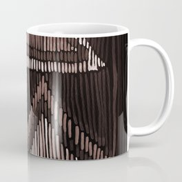 Chilili Watercolor Print in Sienna Coffee Mug