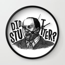 Stanley | Office Wall Clock