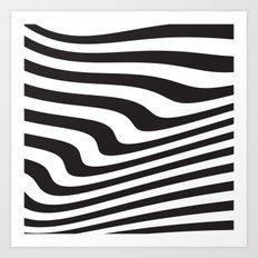 Wave III Art Print