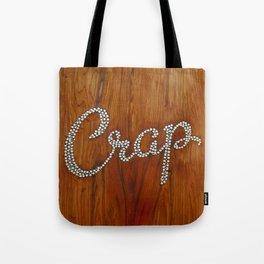 Crap! Tote Bag