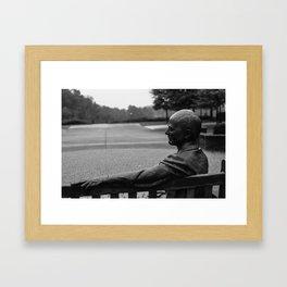Jesse Mercer Framed Art Print