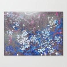 FlowerPower Fantasy 9-B Canvas Print