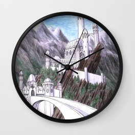 Tol Sirion Wall Clock