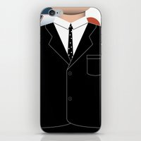 mod iPhone & iPod Skins featuring Mod by Marshall Cole