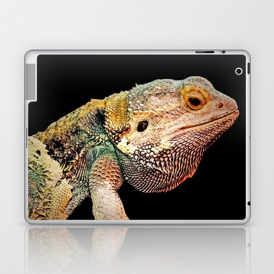 BEARDED DRAGON Laptop & iPad Skin