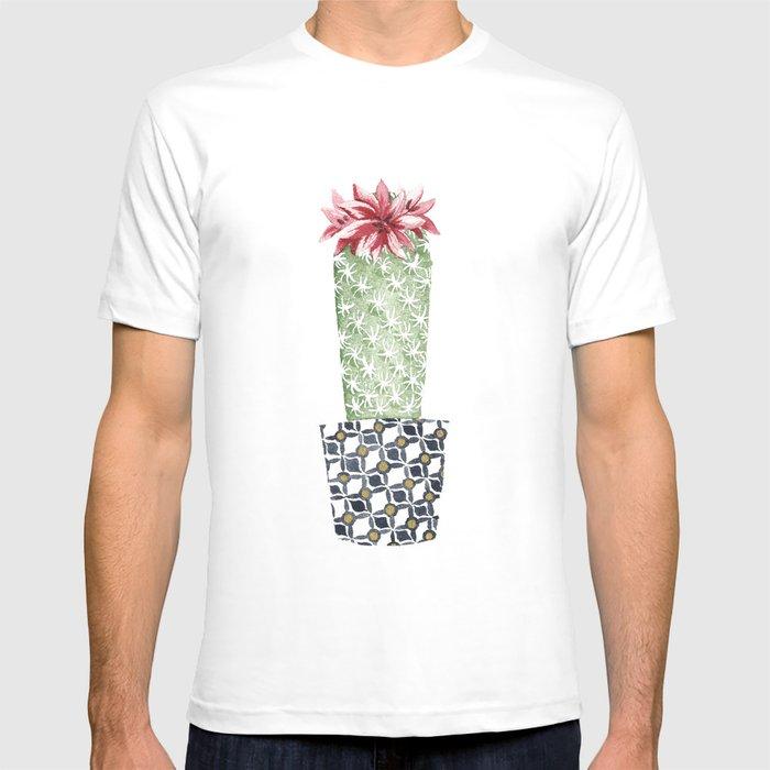 23334afe4 Cactus Best Friends - Mammilaria T-shirt by boelterdesignco   Society6